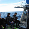 Getting geared up for our first dive.