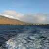 We headed out of Maalaea Harbor to Molokini Crater.