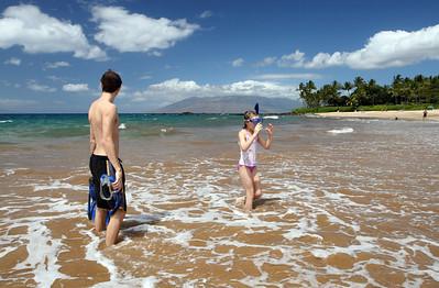 Palauea Beach, Maui.