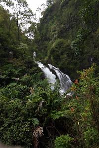 Three Bear Waterfalls