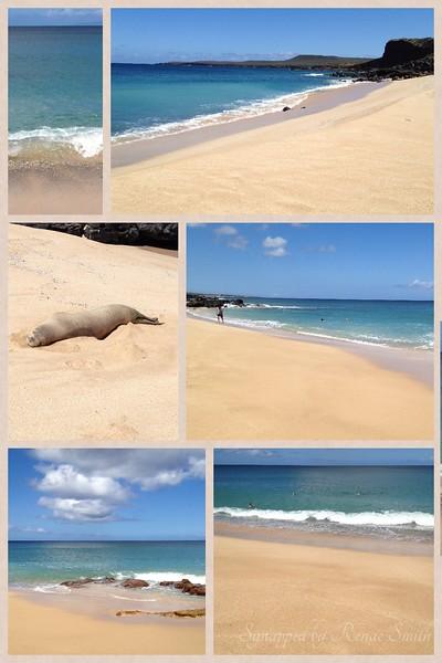 iPhone beach pix