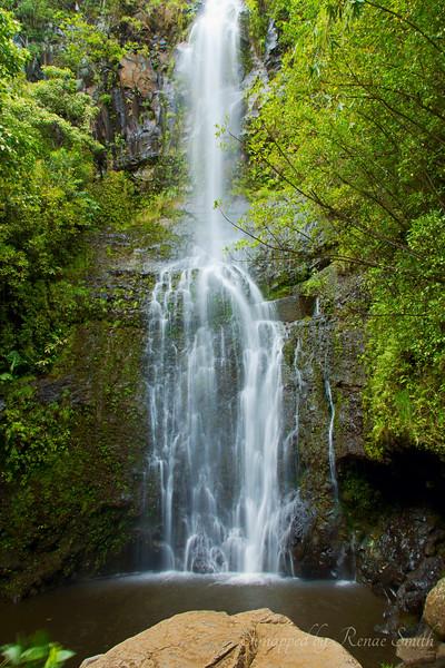 Road to Hana Falls