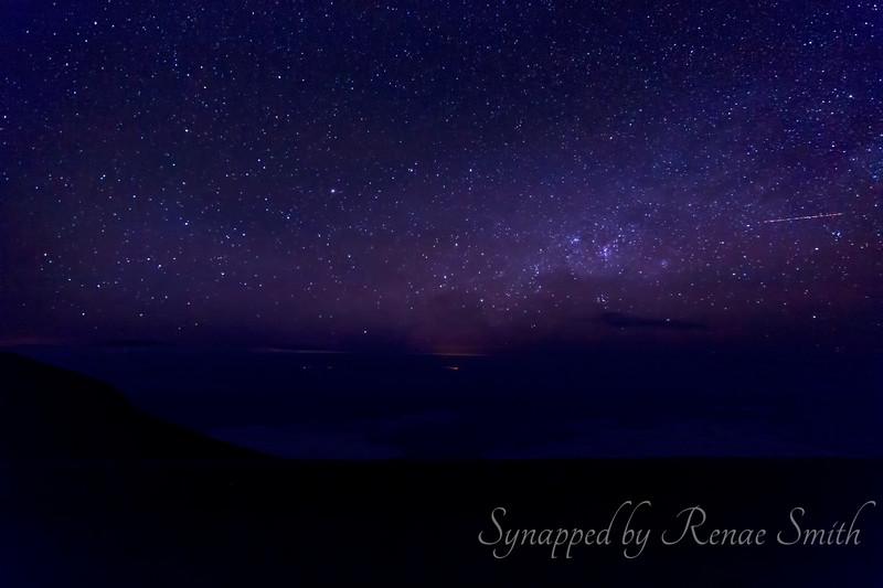 From Maui's Haleakala Mountaintop
