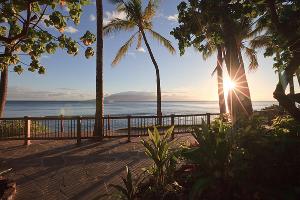 Maui Sunrise & Sunset