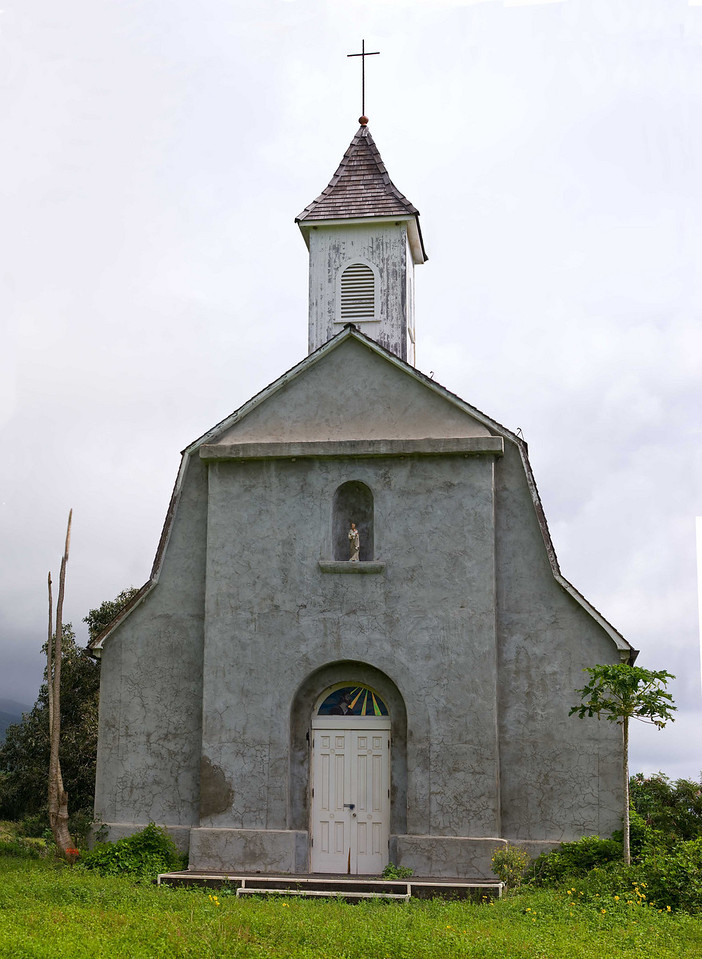 St. Jophes Church, Maui, Jan 2008