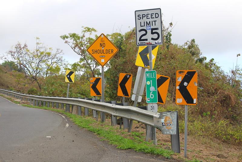 I think we should turn left.