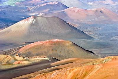 Volcanic Cones