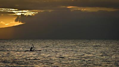 Kayaking Ahihi Bay
