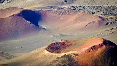 Haleakala Volcanic Cone
