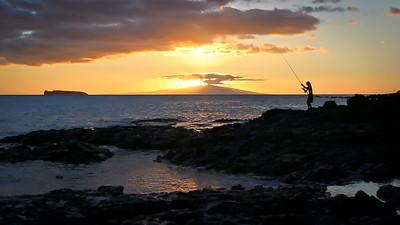 Ahhi Bay Sunset