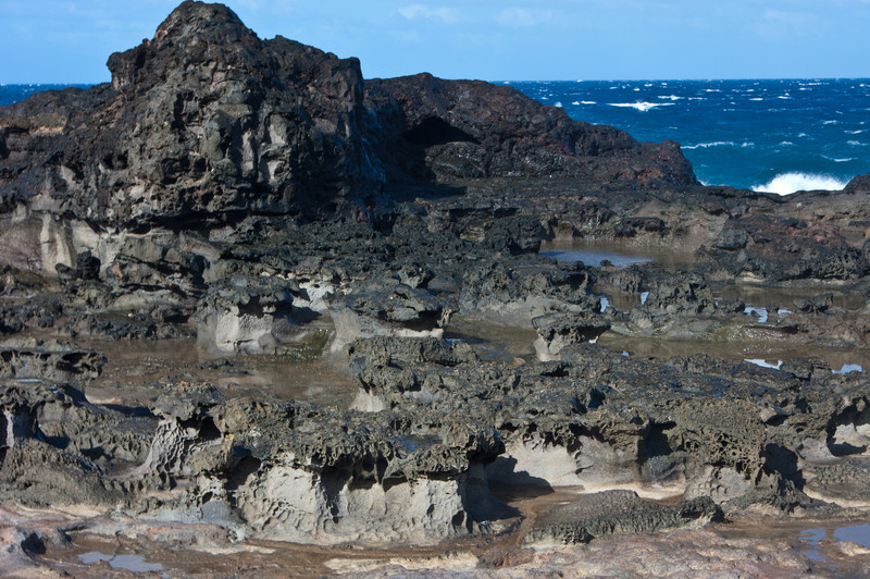 Near Nakalele Blowhole