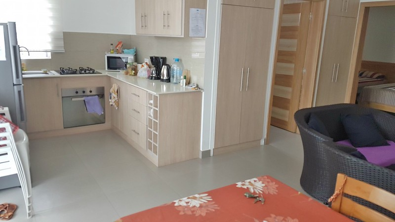 Short Guide to Mauritius - Apartment kitchen