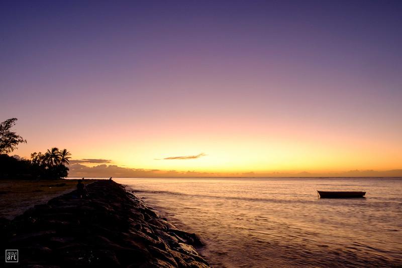 Pointe aux Sables | Sunset