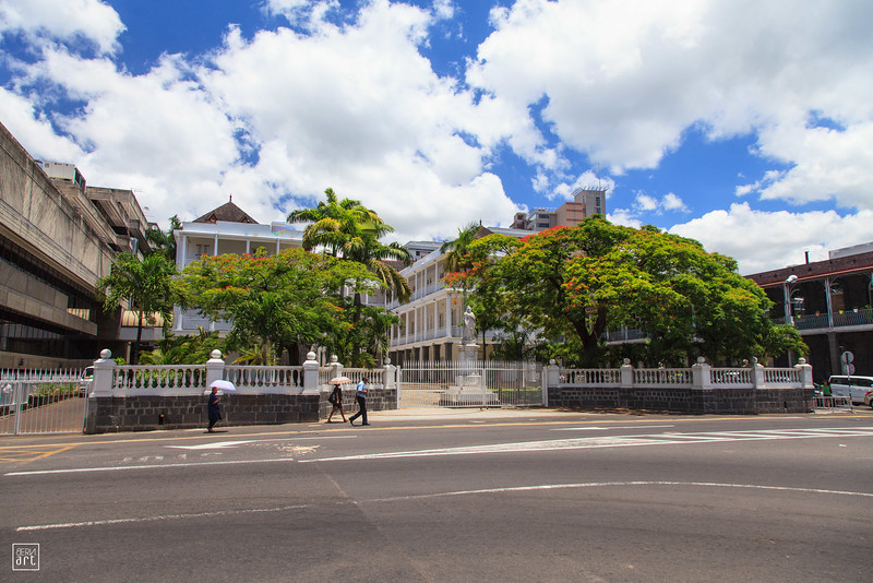 Port Louis | The Government House