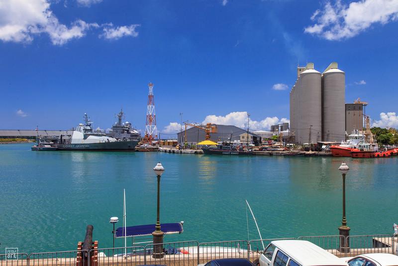 Port Louis | The harbour