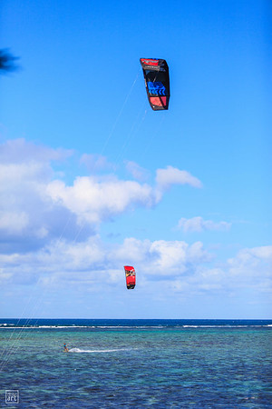 Le Morne | Kite surfing