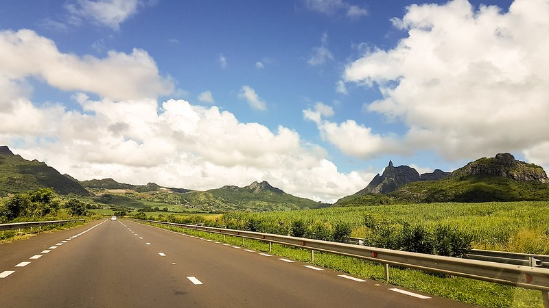Short Guide to Mauritius - random view