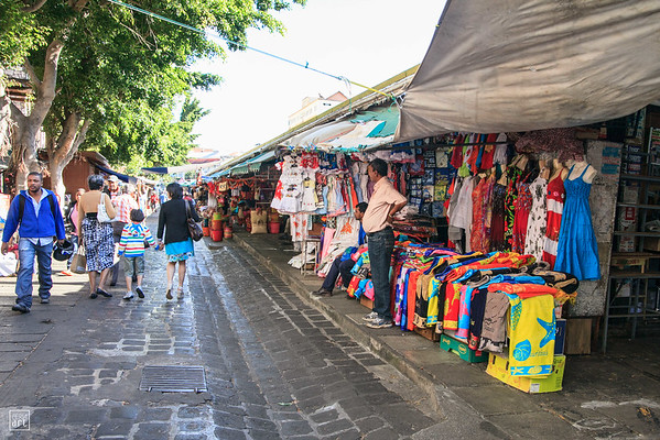 Port Louis | The Central Market