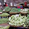 Three Weeks in Mauritius - Central Market in Port Louis
