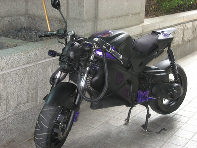 Korean Motorcycles