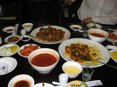Meals in Korea