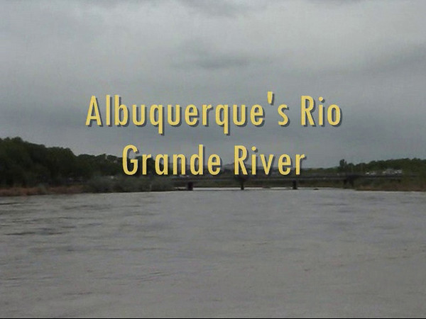 View of the Rio Grande.