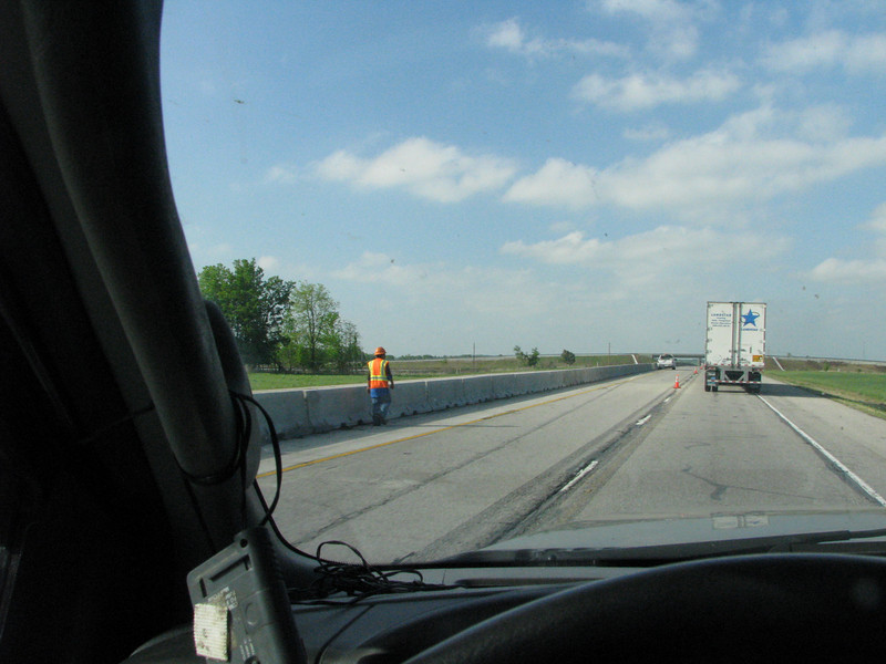 Another road project on I-44.