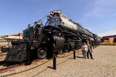 May 2014 Steamtown