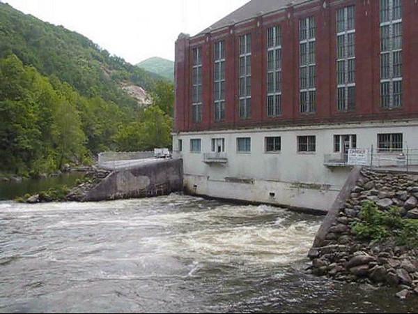 Big Creek Powerhouse