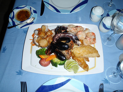 Special Grill platter Princesse, for two persons