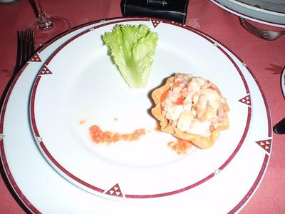 Covina Fish Ceviche