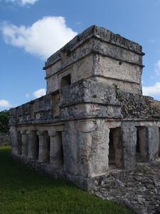 Maya Ruins at Tulum