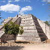 Temple at Chichen Itza