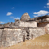 Observatory at Chichen itza