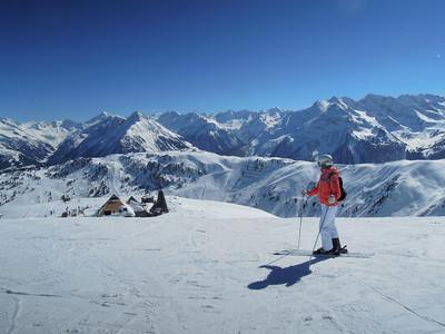 Mayrhofen March 2013 Ski Holiday
