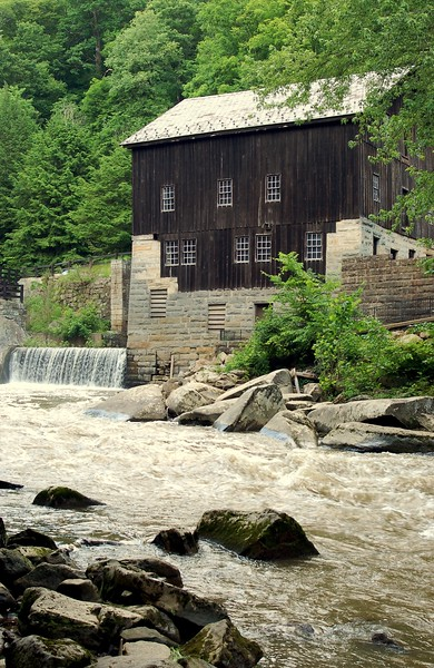 McConnells Mill State Park, Pennsylvania