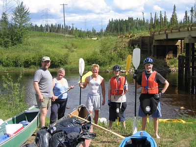 McKay River Canoe Trip