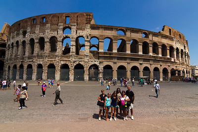 Italy - Rome - 2013
