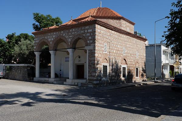 14th Century Mosque at Kusadasi