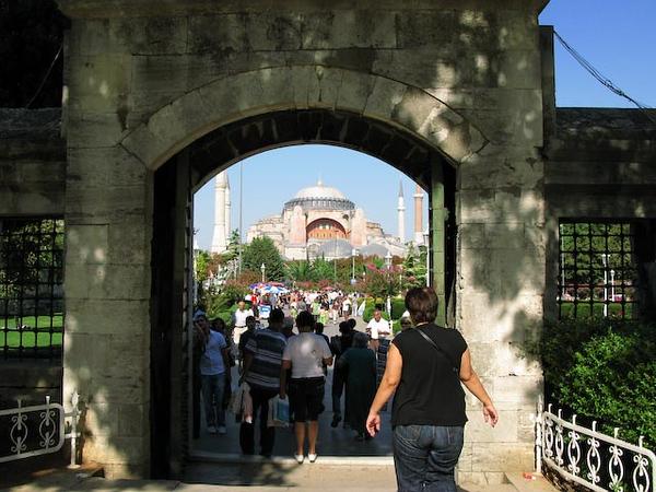 Istanbul - Haga Sofia