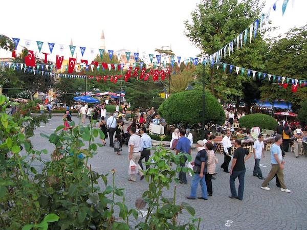 Istanbul - Ramadan Celebration