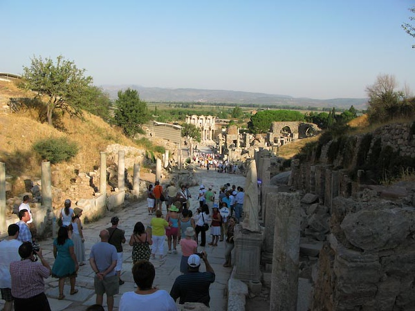 Ephesus - 2nd largest City in Roman Empire