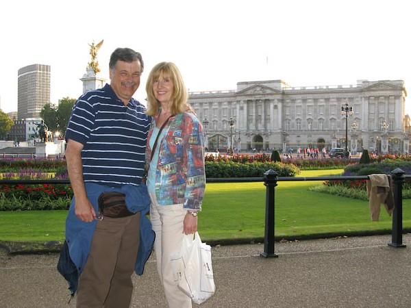 London - Buckingham Palace
