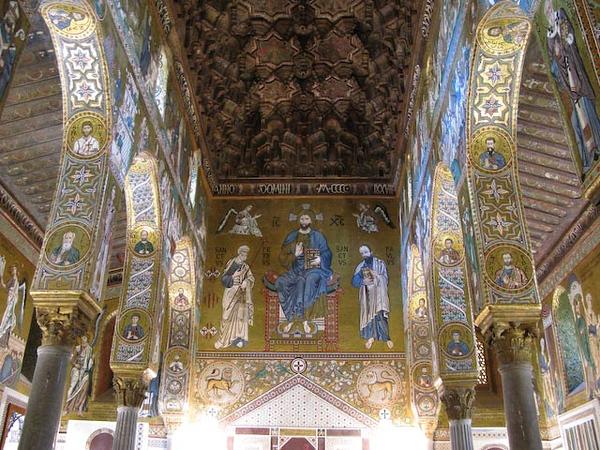 Palermo, Palatine Chapel