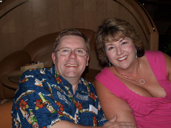 Roger and Lynn