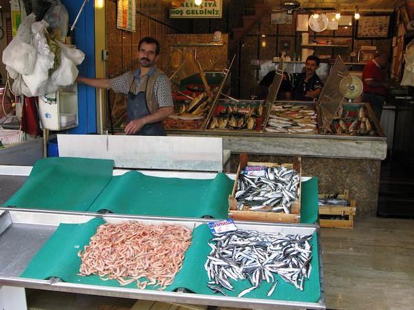 Istanbul - Fish