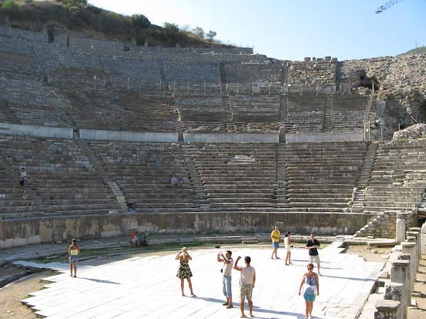 Ephesus - Stadium