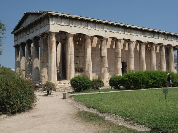 Temple of Hephestus 450 BC - Athens