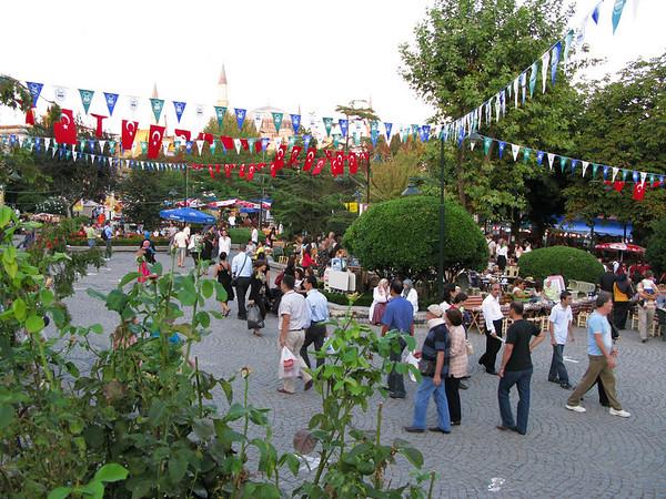 Ramadan Celebration in Istanbul