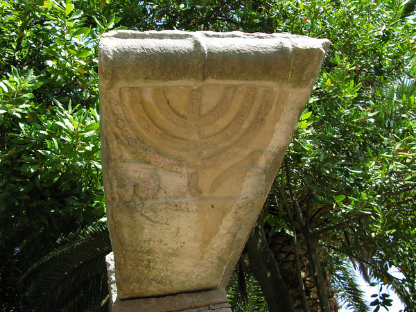 Synagogue at Osteo Antica - Dates to 2nd or 3rd century AD